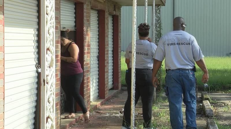 A Toombs County couple have been the victims of property thefts at their storage unit.