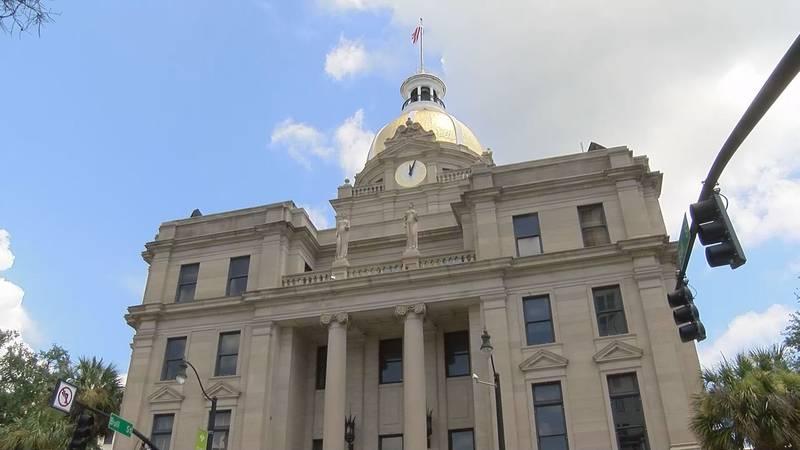 Savannah Mayor Van Johnson said Friday COVID-19 case numbers in Savannah are trending in the...