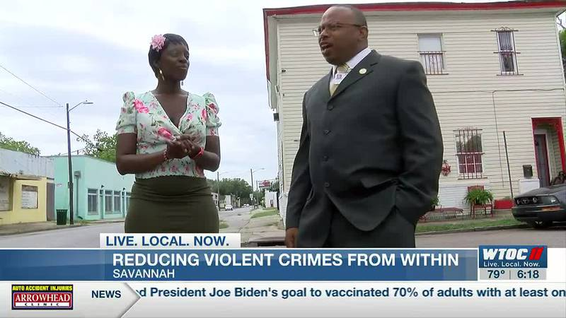 Residents concerned by violence in their community hopeful new organizations have impact