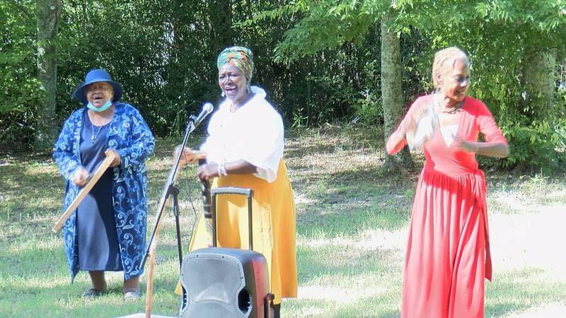 Tybee MLK hosted their second annual Indigenous People's Day event on Sunday.