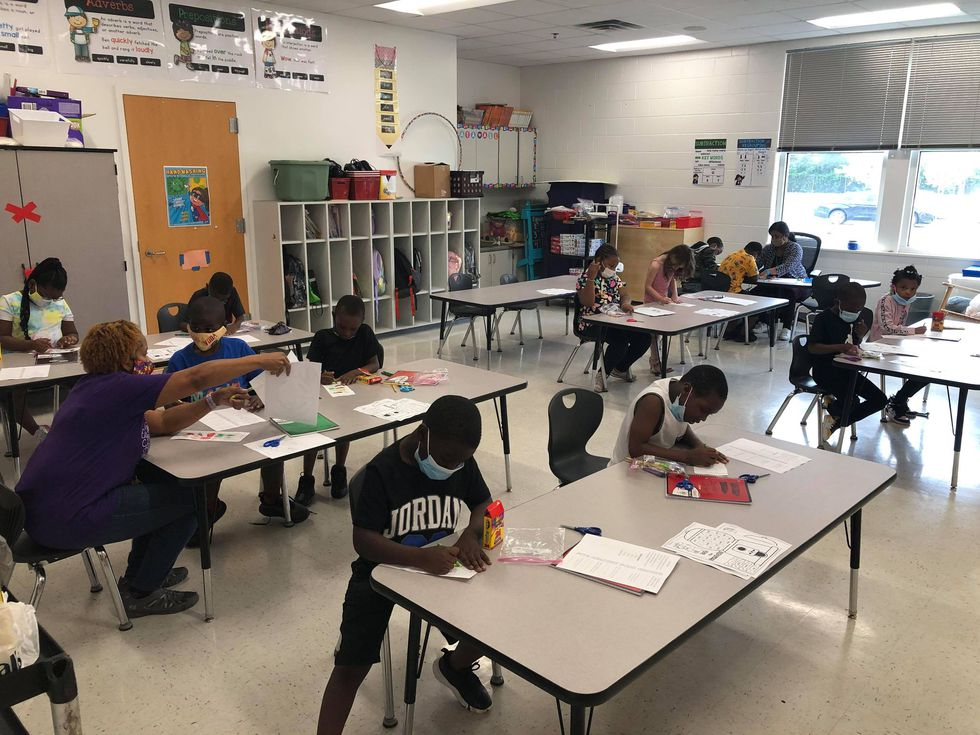 SCCPSS students return to the classroom for new summer learning program