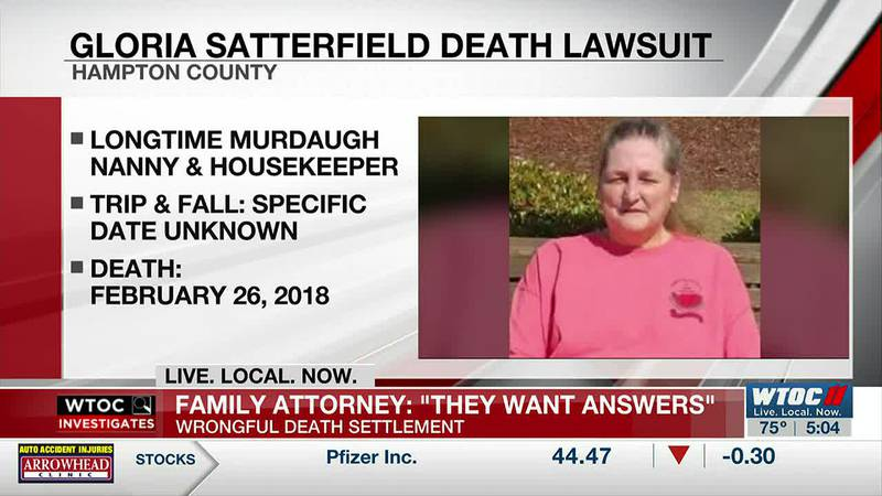 Attorney for family of former Murdaugh housekeeper discusses lawsuit after SLED opens criminal...