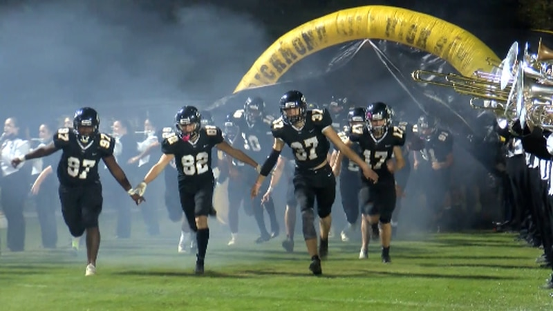 Richmond Hill rolled past Lakeside-Evans 56-0 Friday night in Class AAAAAA.  The Wildcats...