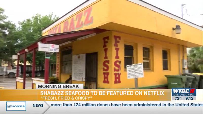 Shabazz Seafood to be featured on Netflix