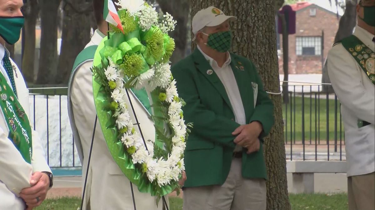 A central part of so many St. Patrick's Days in Savannah, Father Patrick O'Brien captured the...