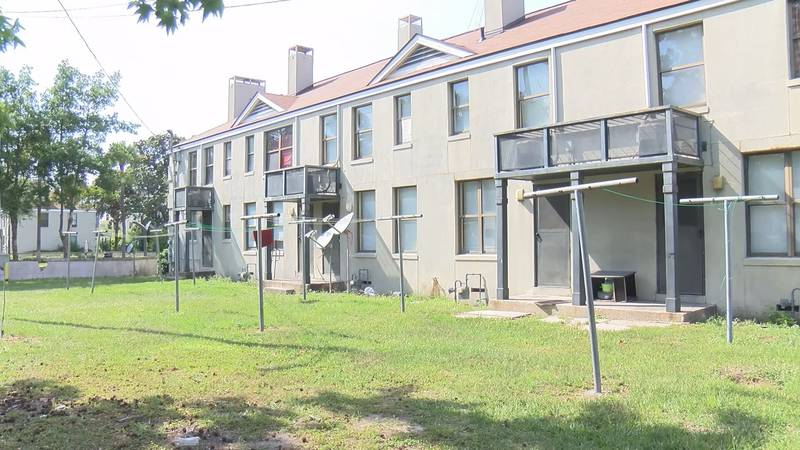 The Housing Authority of Savannah says it'll take $40 million to bring the complex up to...