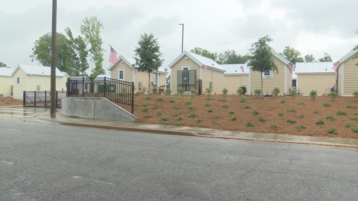 A housing project aiming to provide homes for homeless military veterans is entering a new...