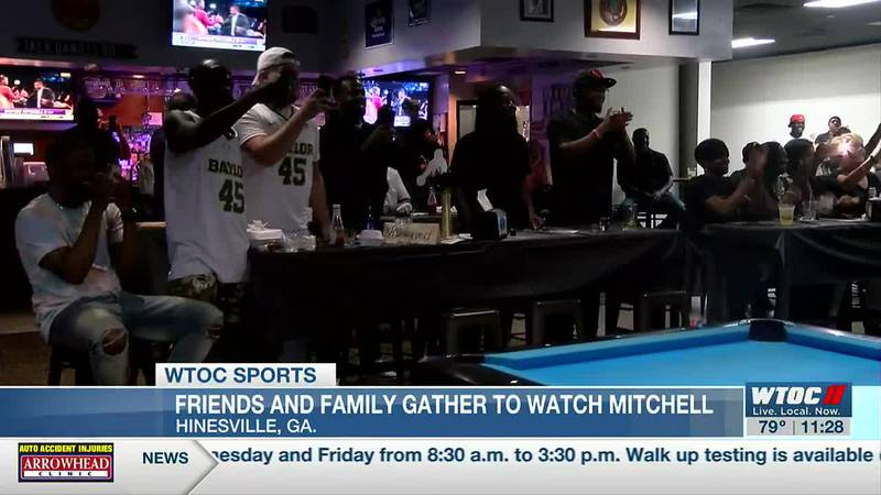 Hinesville-native Mitchell drafted at No. 9 to Kings in NBA Draft
