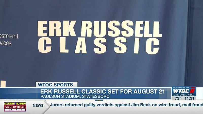 10th annual Erk Russell Classic to return to Georgia Southern in August