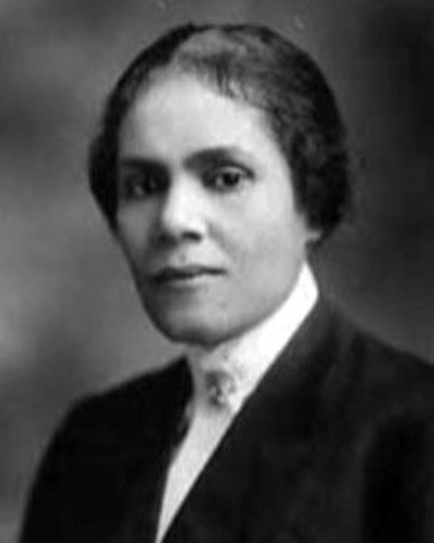 Georgia Ann Hill Robinson