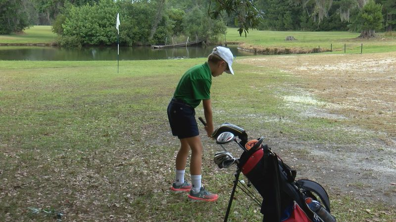 The Congaree Foundation bought the Sergeant Jasper Golf Club and will use it to give junior...