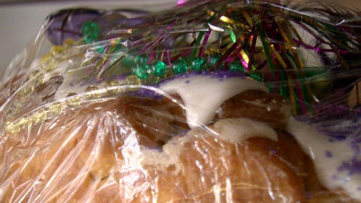 Baker's Pride Bakery King Cake