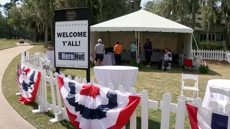 Hero Hut shows appreciation to military community