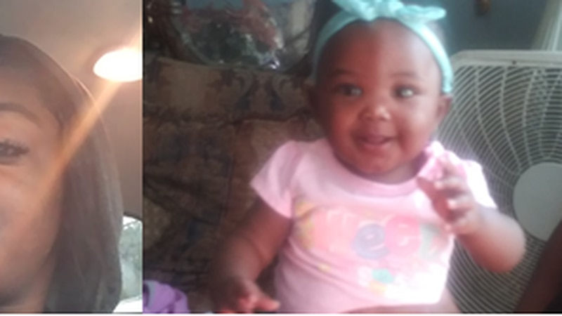 Angela and Harmony Conley, reported missing