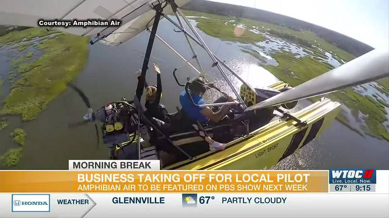 Savannah aviation business to be featured on PBS show