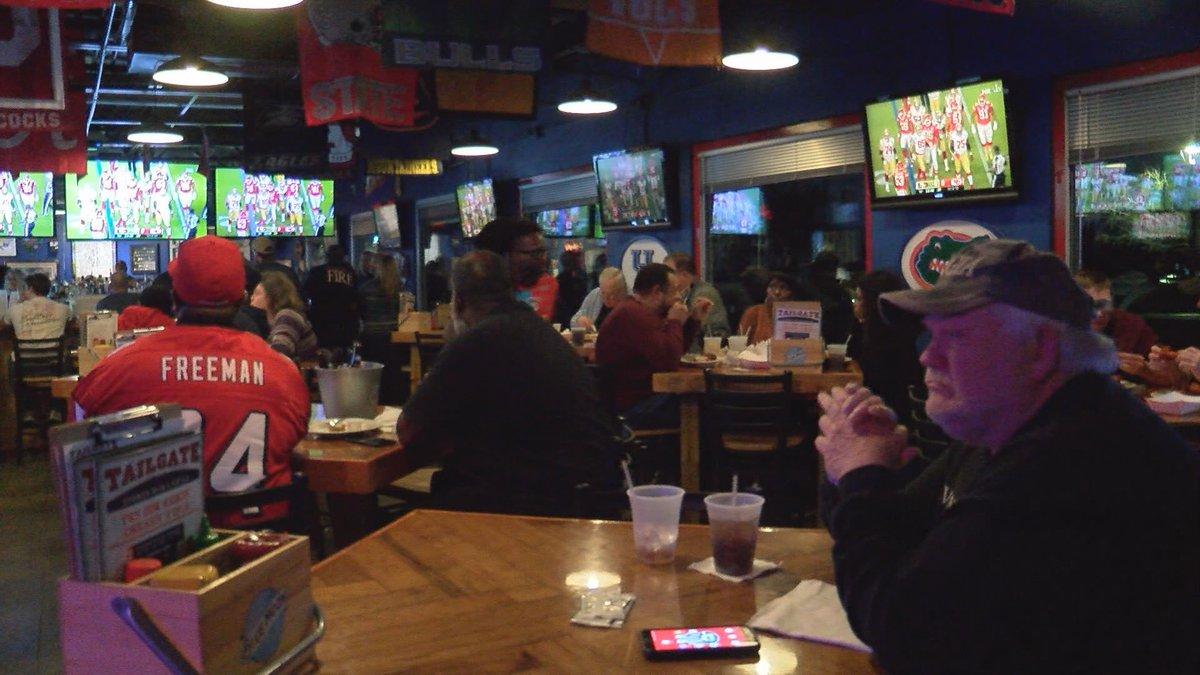 Tailgate Sports Bar & Grill.