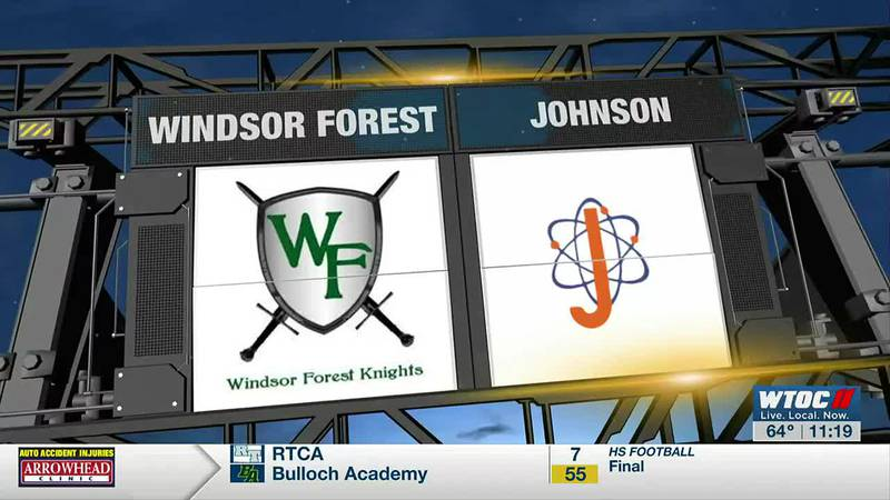 WINDSOR FOREST AT JOHNSON