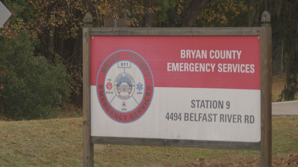 Bryan County Emergency service Fire Station 9