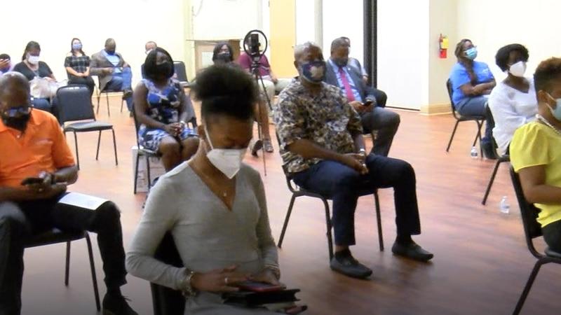 Georgia Legislative Black Caucus host redistricting town hall