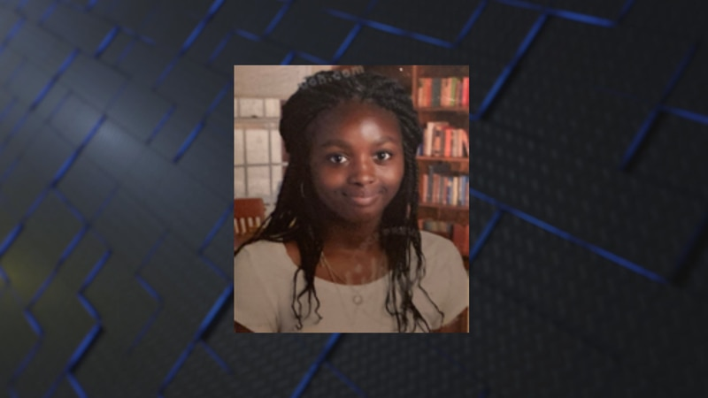 Infinitti Nesmith, reported missing in Columbus