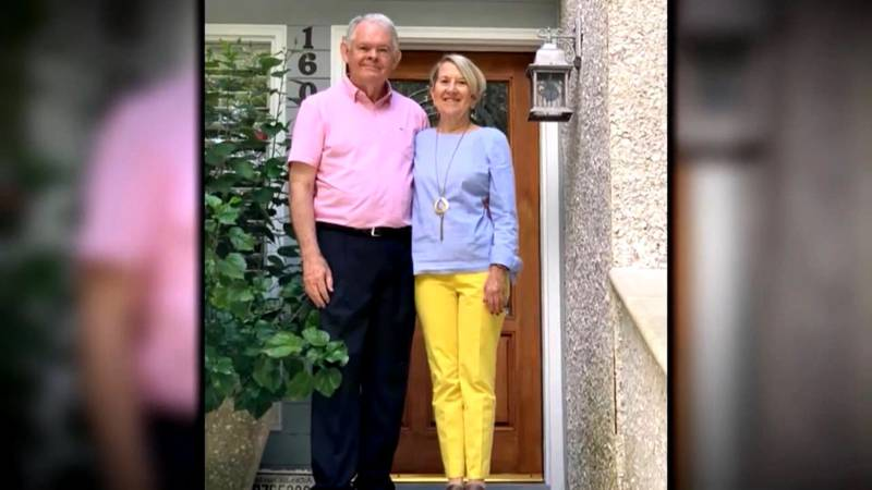 A trip of a lifetime turned into a tragedy for a St. Simons couple as they celebrated their...