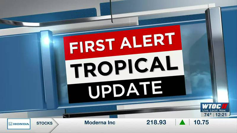 Dave Turley's Tuesday Noon WX 6-22-2021