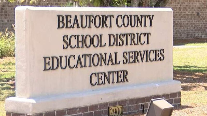 The Beaufort County Schools District is expected to address a photo that has been circulating...