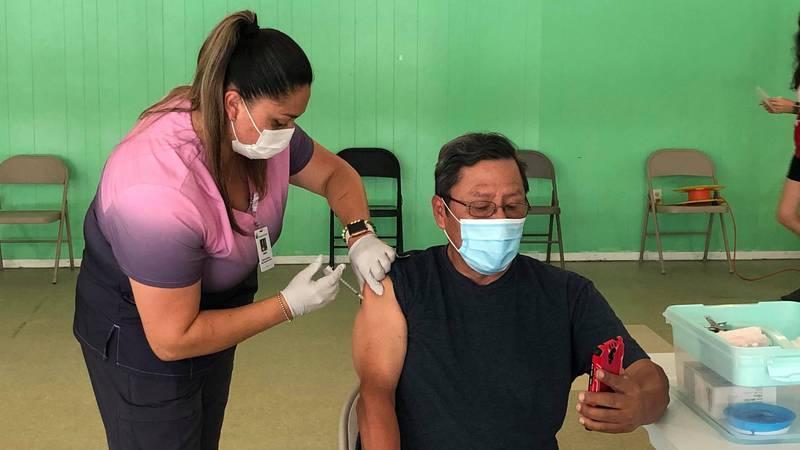 New partnership helps vaccinate Latino and Hispanic community in West Chatham