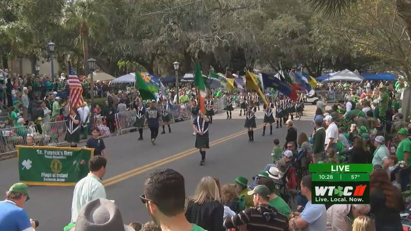 Savannah St. Patrick's Day Parade Committee is facing financial difficulties from two years of...