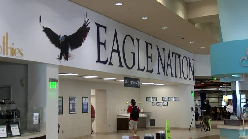 Georgia Southern students are back in the classroom