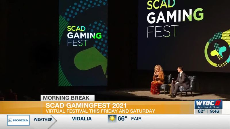 2021 SCAD GamingFest goes virtual