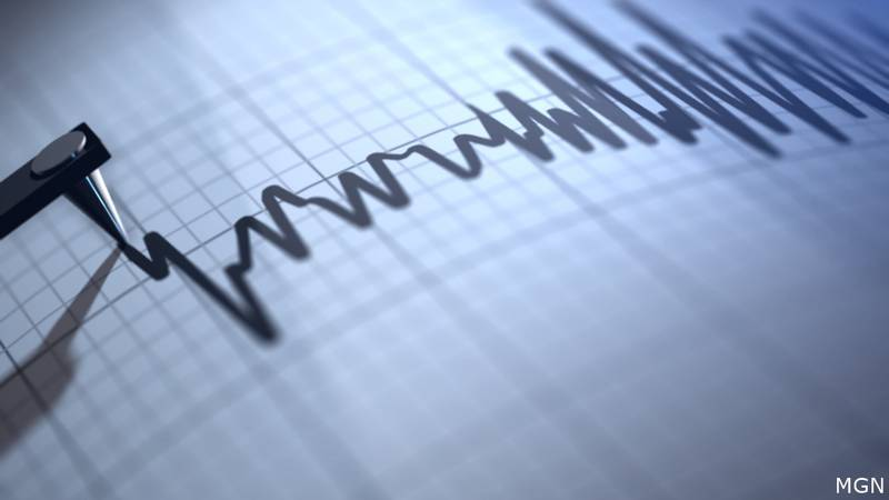 Officials with the United States Geological Survey have upgraded a quake in the Lowcountry to a...
