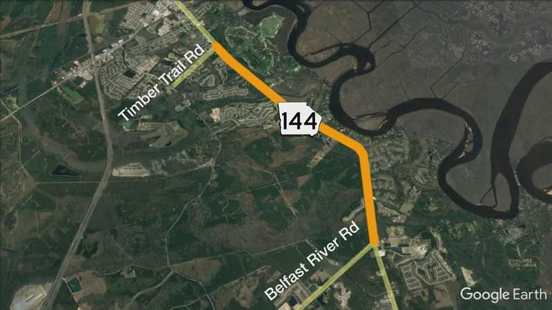 A look at the Highway 144 project in Richmond Hill.