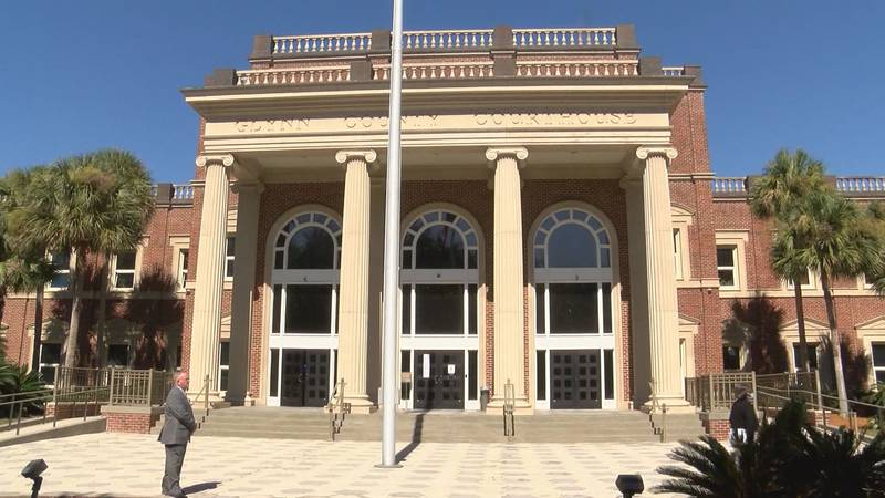 Glynn County Courthouse in Brunswick, Ga.