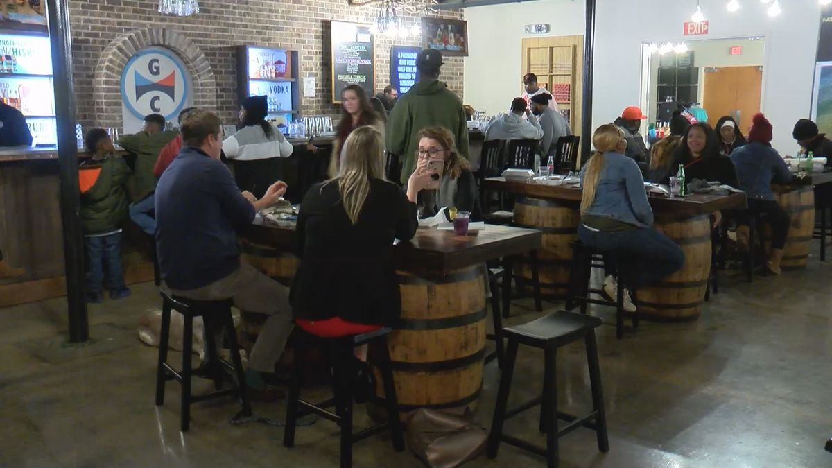 B's Cracklin' Barbecue and Ghost Coast Distillery teamed up for a great cause Thursday night.