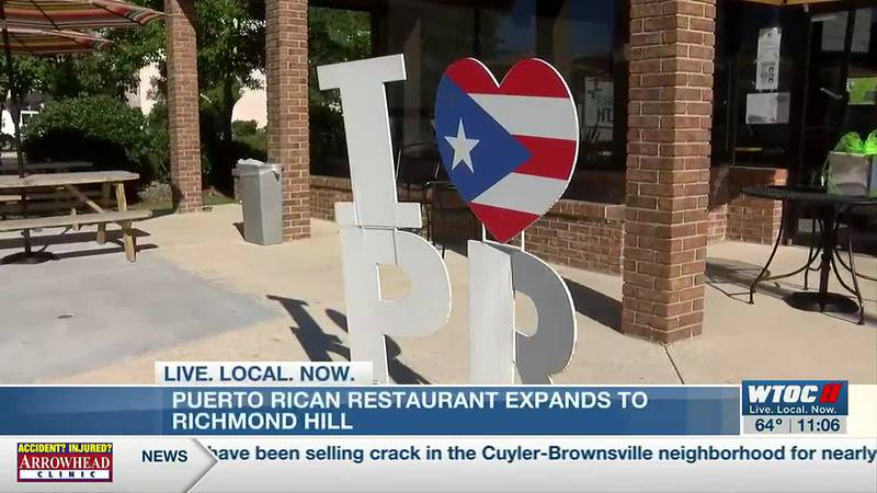 Puerto Rican restaurant expands to Richmond Hill location