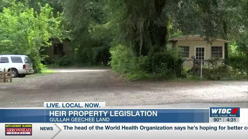 Legislation looking to help Gullah Geechee families keep land