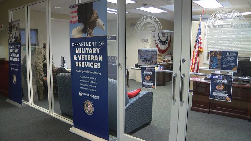 A group of veterans in one Chatham County neighborhood wants to help spouses of today's service...