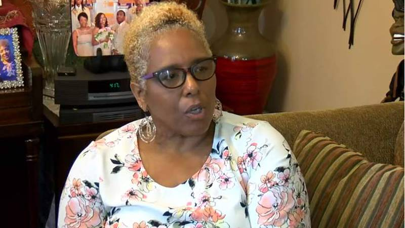 Amy Sutherland, whose son, Jamal, died on Jan. 5 at the Charleston County jail said she...