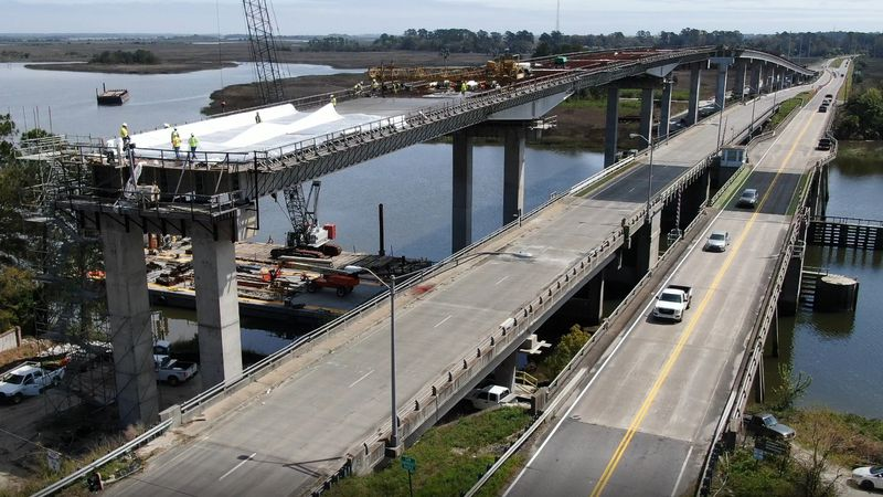 More traffic changes are ahead this summer as construction continues on the $64 million islands...