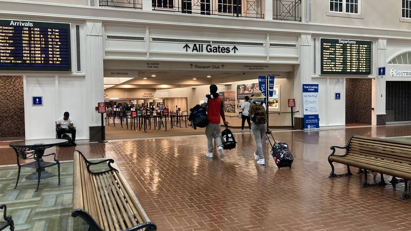 Savannah-Hilton Head International Airport