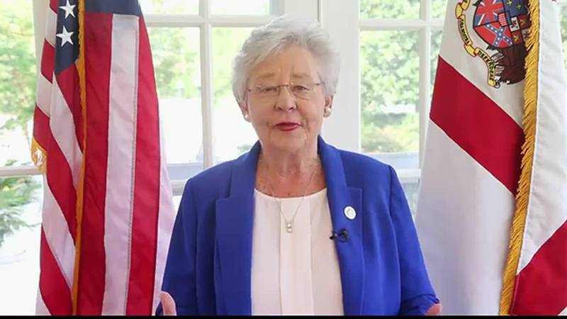 Tests confirm a malignancy on Governor Kay Ivey's lung. (SOURCE: Office of Gov. Ivey)