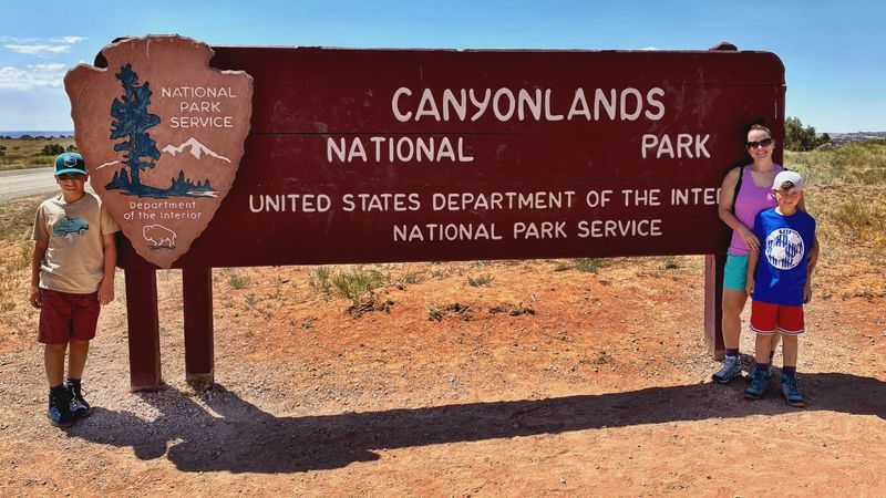 The family of SD Gunner founder Britnee Kinard is traveling to National Parks across the...