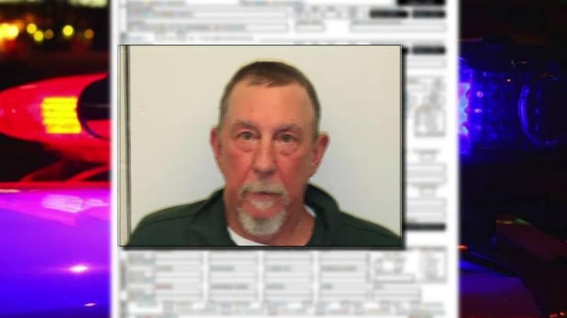 Ga. Rep. Carl Gilliard reacts after couple held at gunpoint