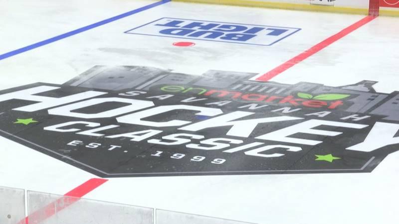 The 21st Savannah Hockey Classic gets underway Friday night at the Savannah Civic Center.