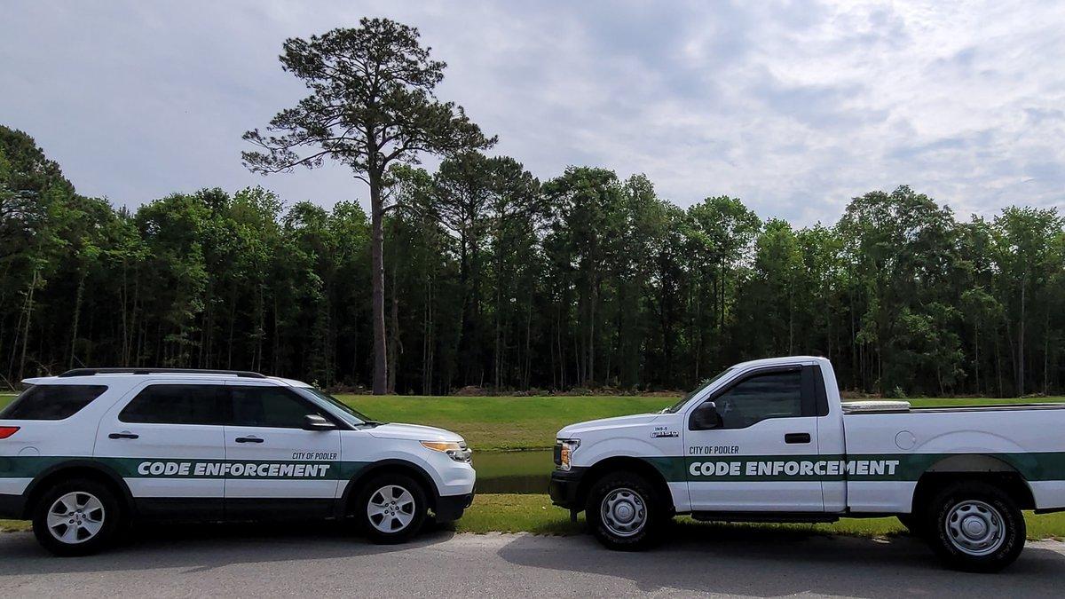 Pooler Code Enforcement
