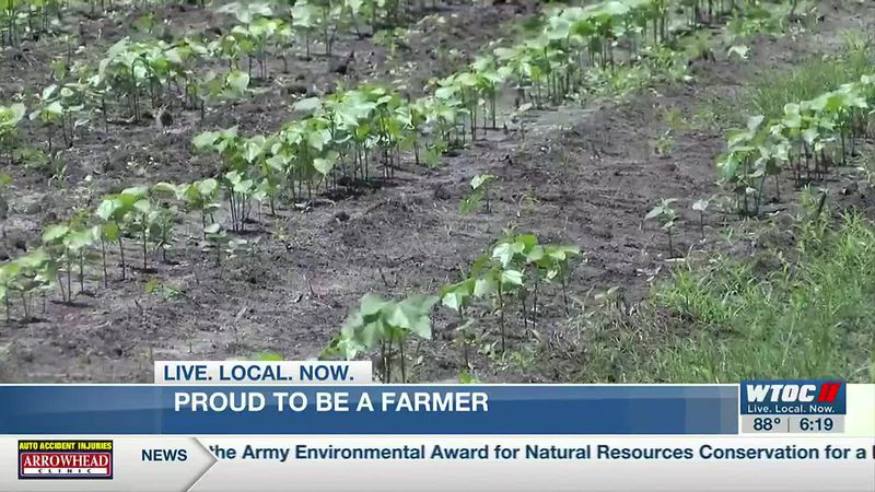Proud to be a Farmer: Nellwood Farms