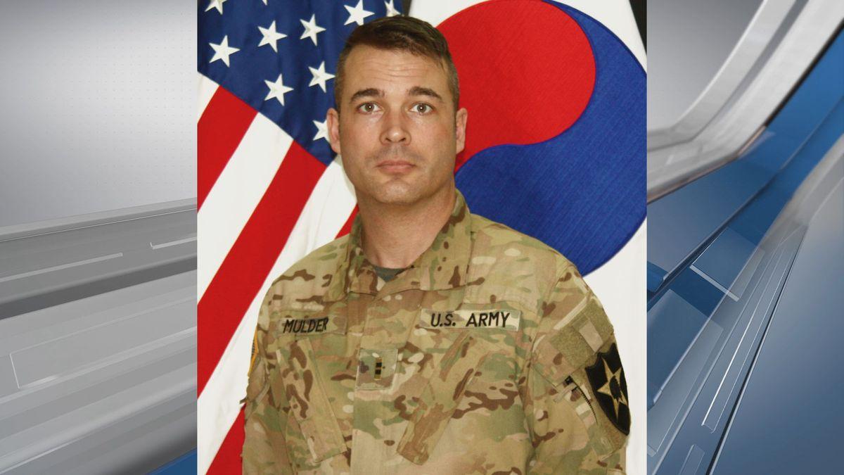 Chief Warrant Officer 2 Craig W. Mulder