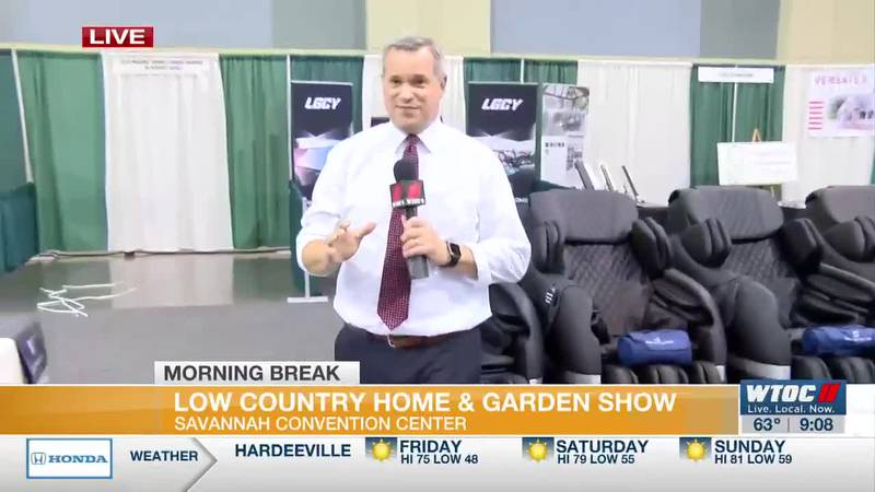 LIVE: Low Country Home & Garden Show Preview