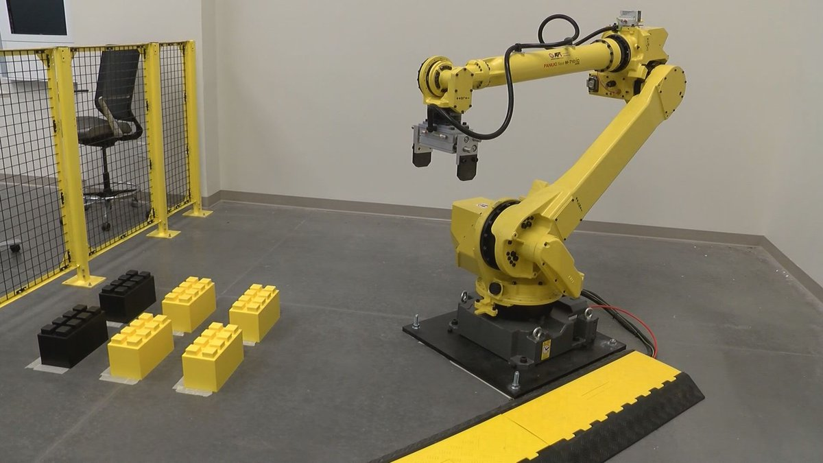 Robots might sound like something from far into the future.